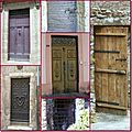 Collection de portes