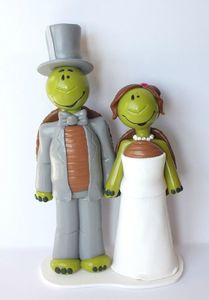 mariage tortues