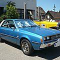 Mitsubishi sapporo gs-l coupé 1978
