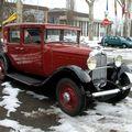 Citroen C4G grand luxe large de 1931 (Retrorencard janvier 2011) 01