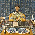 Anonymous, an informal portrait of the daoguang emperor (1782-1850), early 19th century