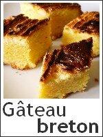 Le gâteau Breton - index