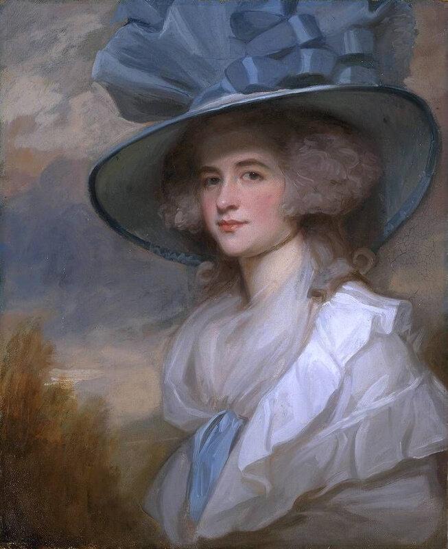 1789 - The Athenaeum - Mrs Robert Trotter of Bush