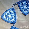 Fanion Bleu 2