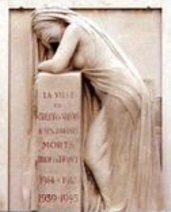 Monument-Veuve