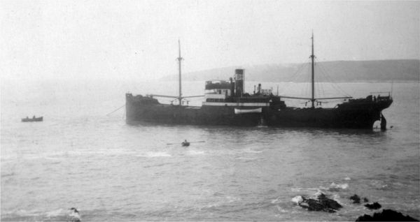 CH09 - Naufrage du Borgfred 1933dd