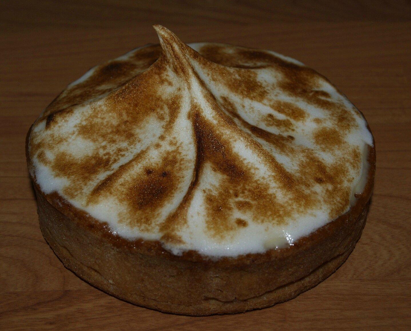 Tarte au citron de philippe conticini patiseb - La cuisine de bernard tarte au citron ...