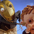 James et la pêche géante (james and the giant peach) d'henry selick - 1997