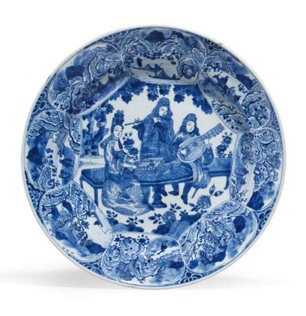 A_RARE_PAIR_OF_CHINESE_BLUE_AND_WHITE_PORCE_LAIN_1
