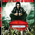 Boy eats Girl : Derek Landy crache du zombie