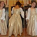 robe de princesse quitterie3