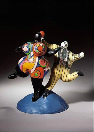 niki_de_saint_phalle_two_dancing_figures