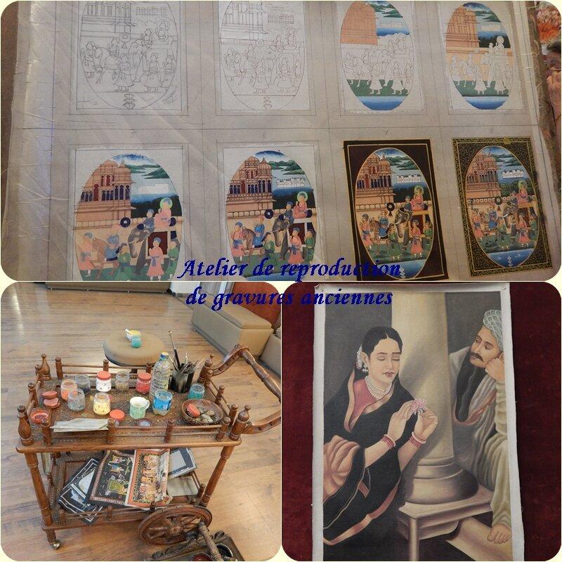 Udaipur_atelier_de_reproduction_de_gravures_anciennes