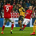 But robben bayern munich vs arsenal vidéo 1-0