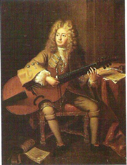 Marais (Marin) 1656-1728 France