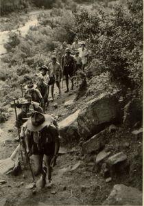 48 tbg ourika pentecôte 1954
