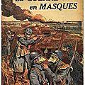 La guerre en masque