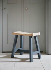Clockhouse-Stool-with-Charcoal-Legs---CHST01