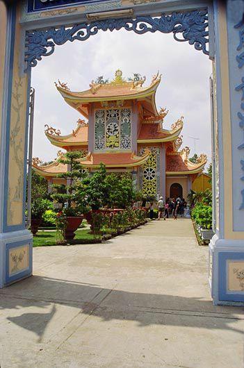 SADEC : le temple
