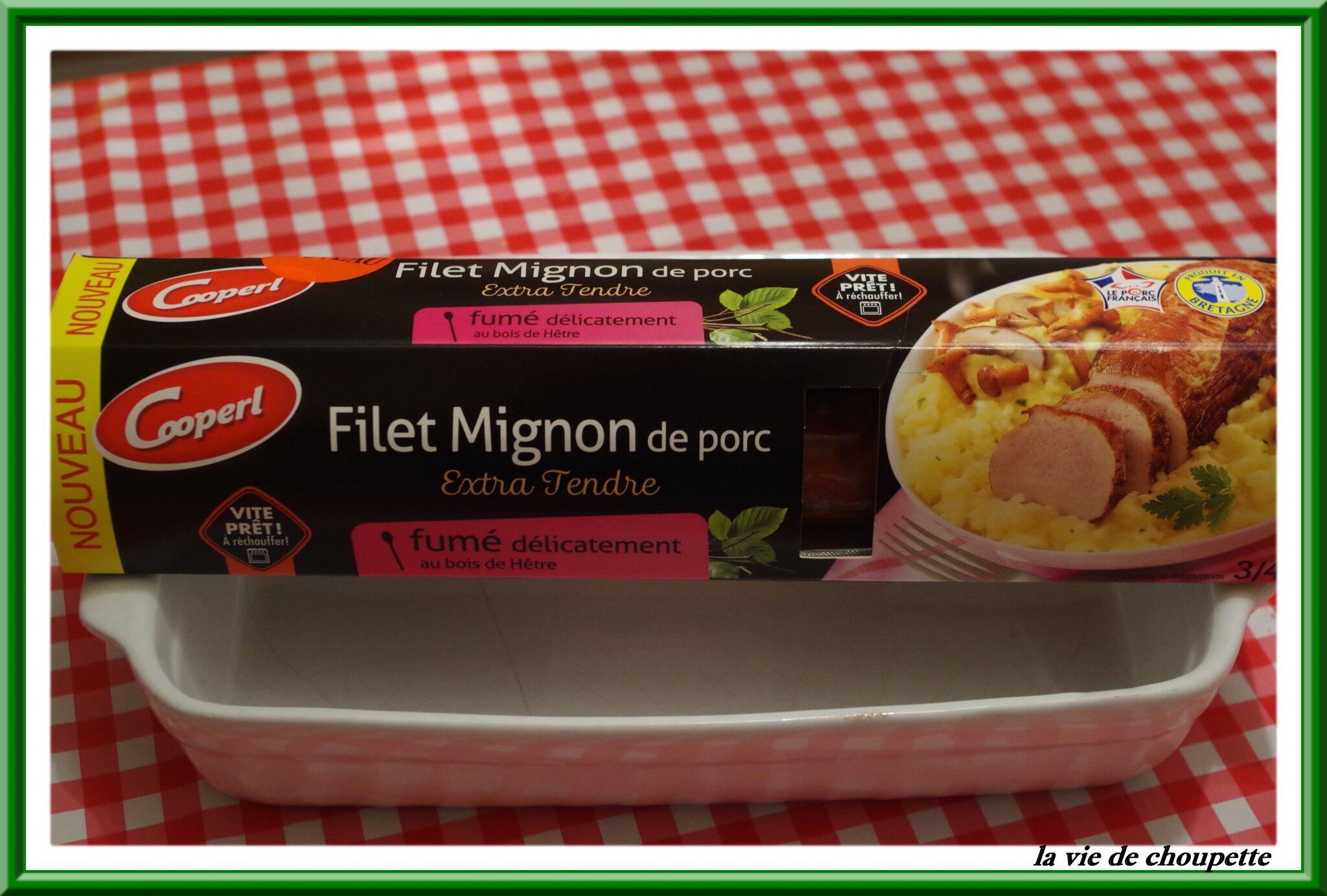 Connu FILET MIGNON DE PORC EXTRA TENDRE - Quand Choupette et Papoune  CX85