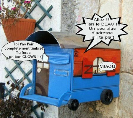 Courrier savant