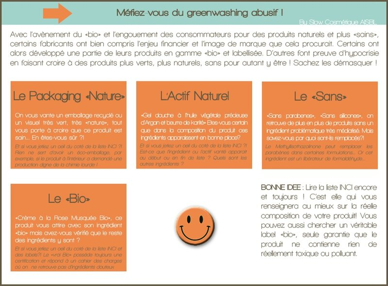 infographie ingredients 4 greenwashing