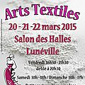 Le salon des arts textiles