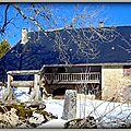 Les Frasses Maison Niogret Le Grand Abergement (Ain)