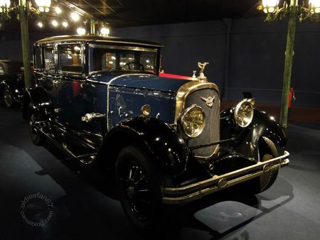 Farman nf1 limousine 1928 Muse National de l'Automobile de Mulhouse, collection Schlumpf 2