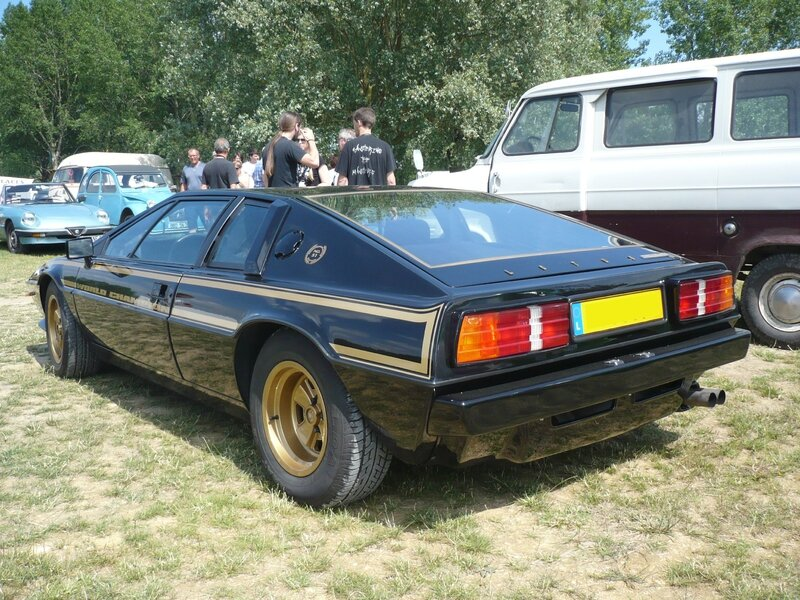 LOTUS Esprit JPS Commemorative Edition n°51 Madine (2)