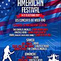 American festival 2017 sausheim
