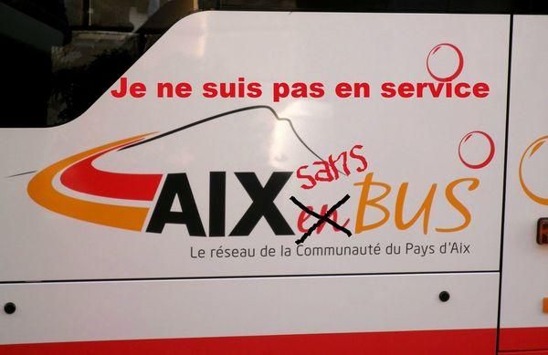 aix en bus nouveau slogan