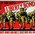 Buy united states liberty bonds, act now !