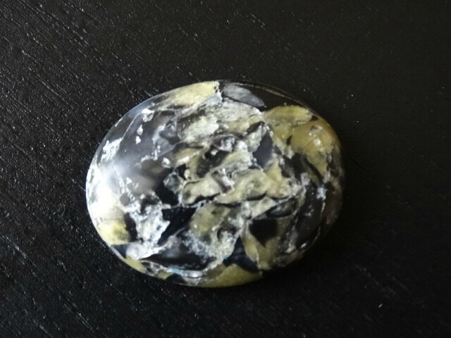 cabochons imitation quartz 017