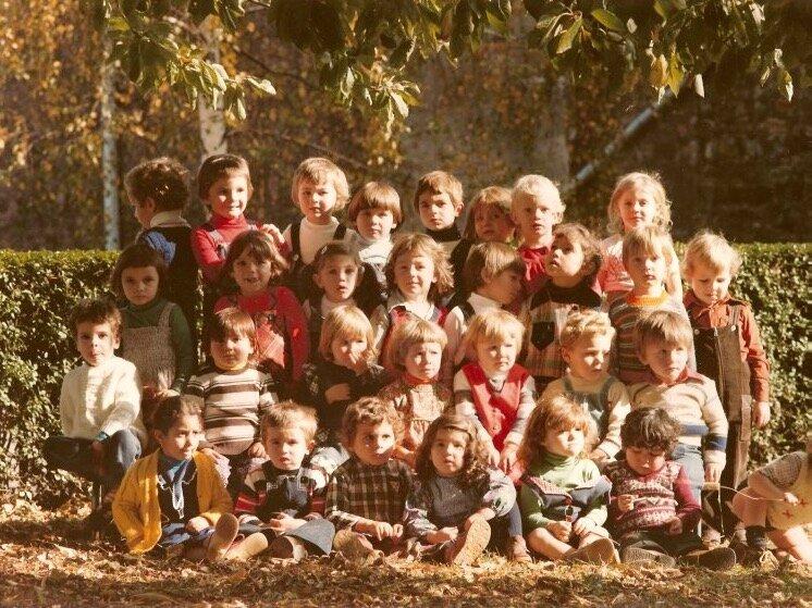 école Debussy 1977 (1) - 1
