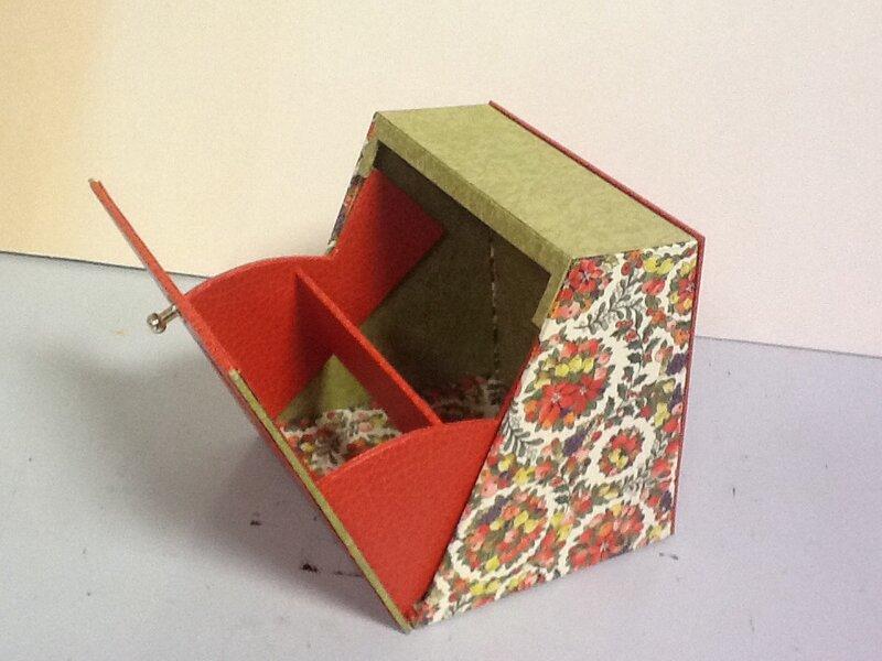 cartonnage du dimanche suite les loisirs de nanou41. Black Bedroom Furniture Sets. Home Design Ideas