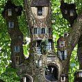 Les cinq maisons les plus insolites au monde