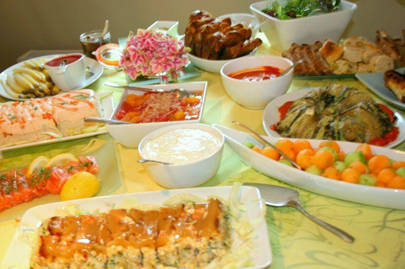 buffet des belles occasions.
