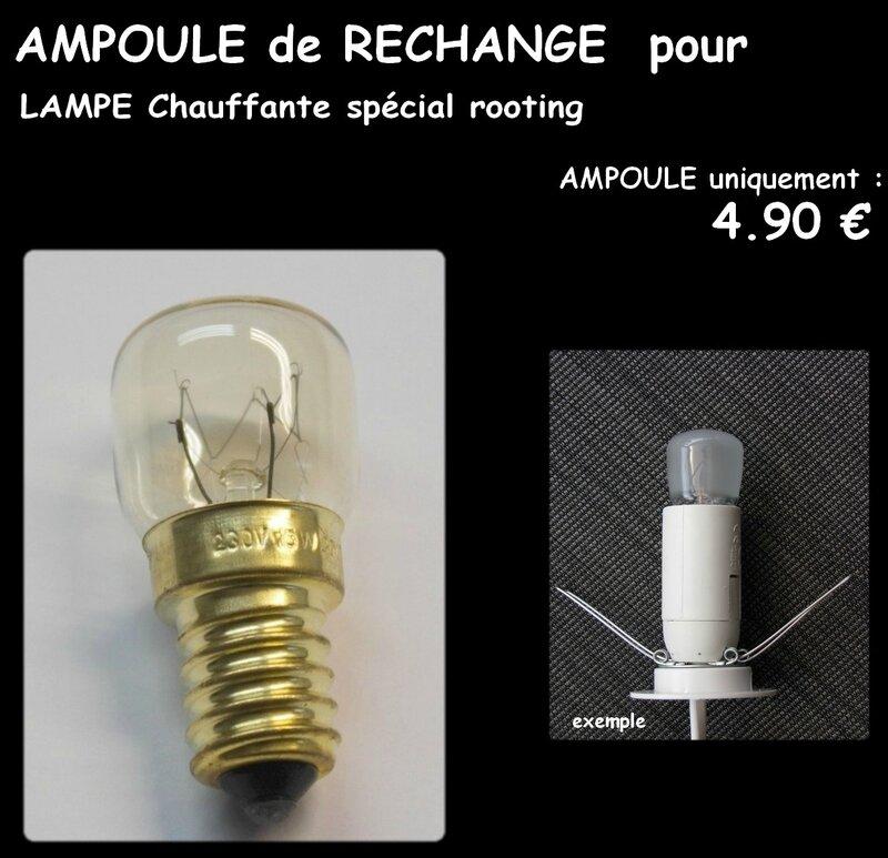 lampe rechange