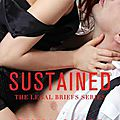 Sustained (the legal briefs #2) by emma chase