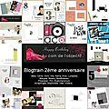 Blog train spécial anniversaire!