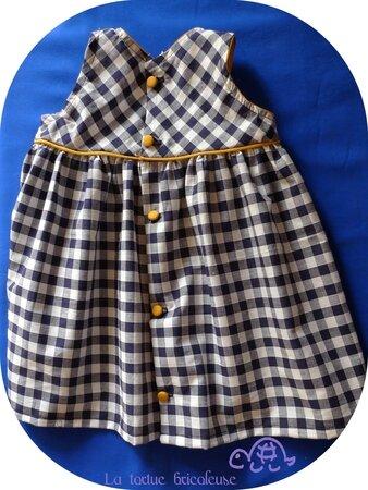 robe froncée2