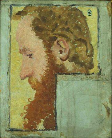 Bonnard_Portrait d'Edouard Vuillard