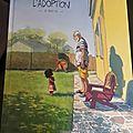 « l'adoption. tome 1 : qinaya » de zidrou et monin