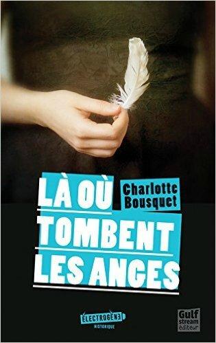Là où tombent les anges, de Charlotte Bousquet, chez Gulf Stream, Collection Electrogène Historique ***