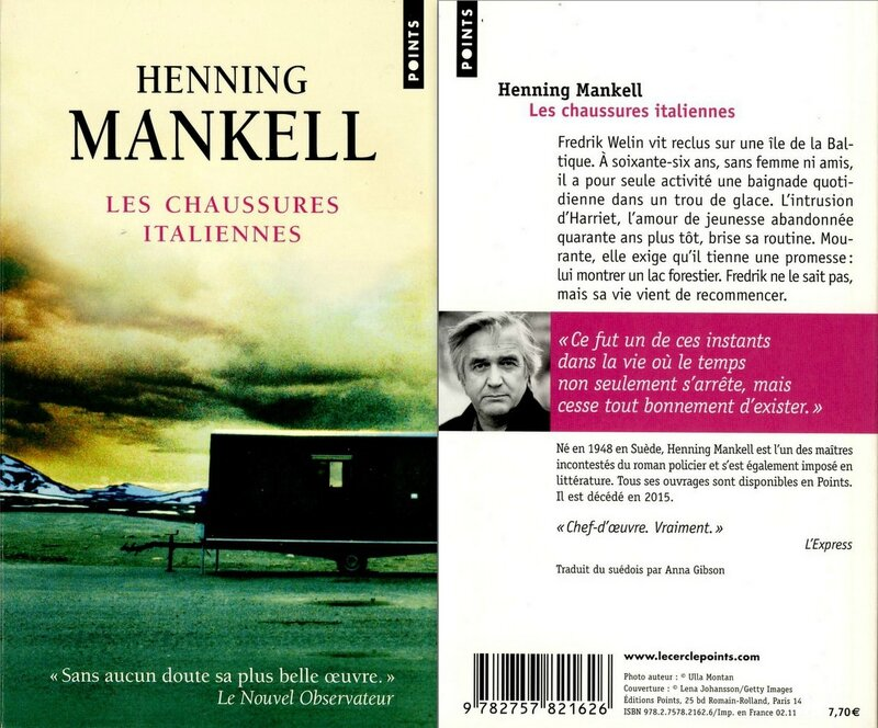1 - Les chaussures italiennes - Henning Mankell