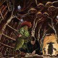 bibliothèque des tisannièresbd