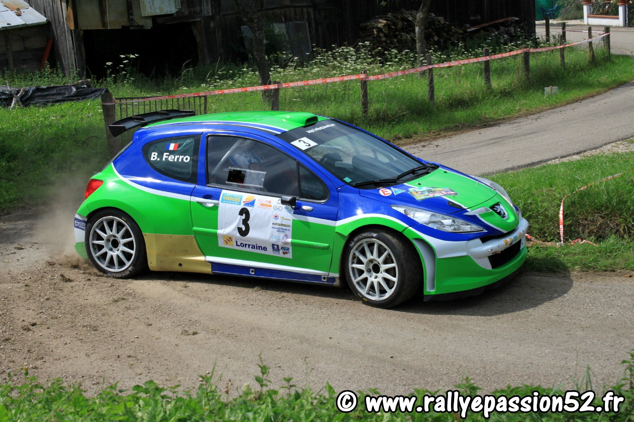 Photos Rallye de La Plaine 2014