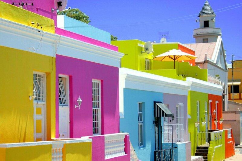 Bo-Kaap-Cape-Town-Afrique du sud