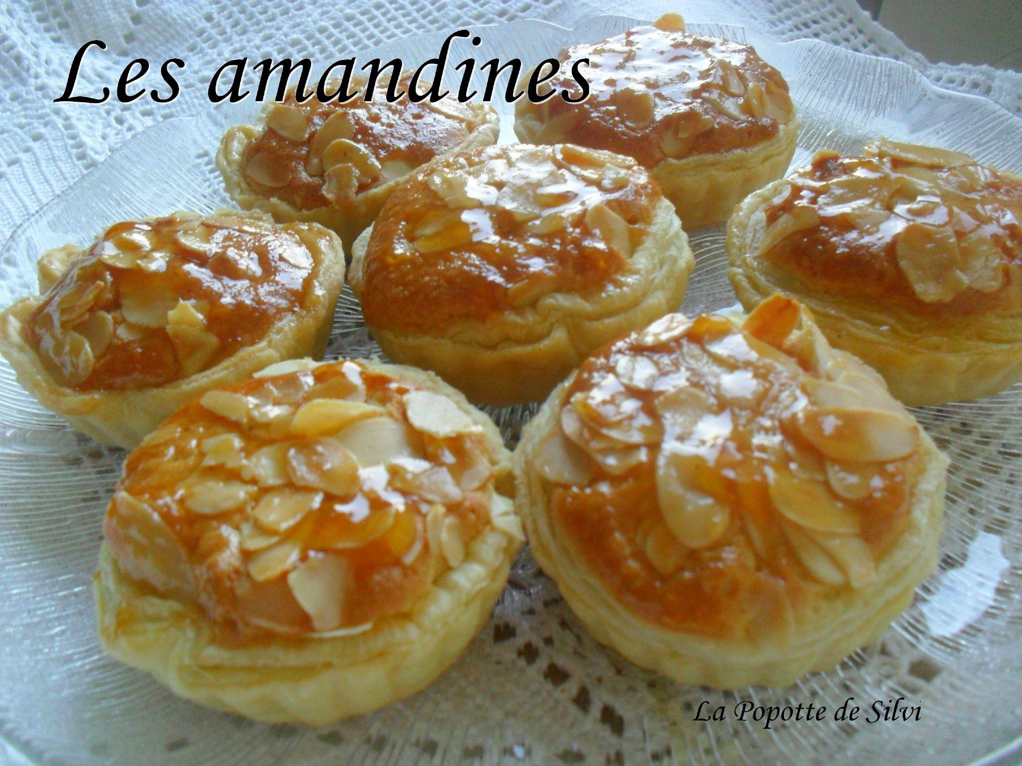 Favorit Amandines - La popotte de Silvi SH21